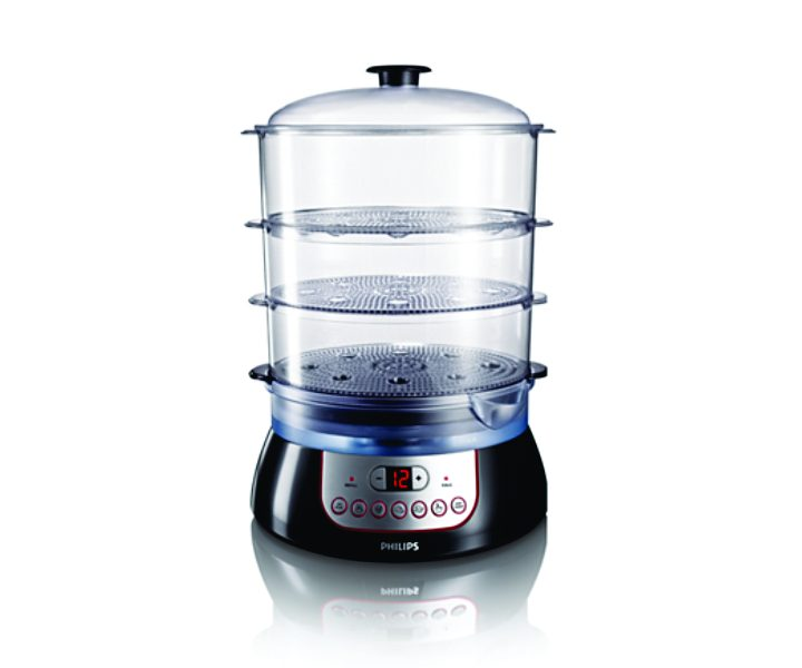 Philips Pure Essentials Collection Steam Cooker DH 9140